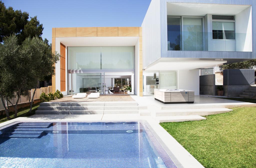 Компания Villeroy & Boch выпустила новые модели спа-бассейнов