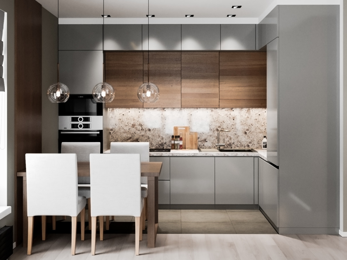 Почему ремонт в маленькой квартире стоит, как в квартире средних размеров