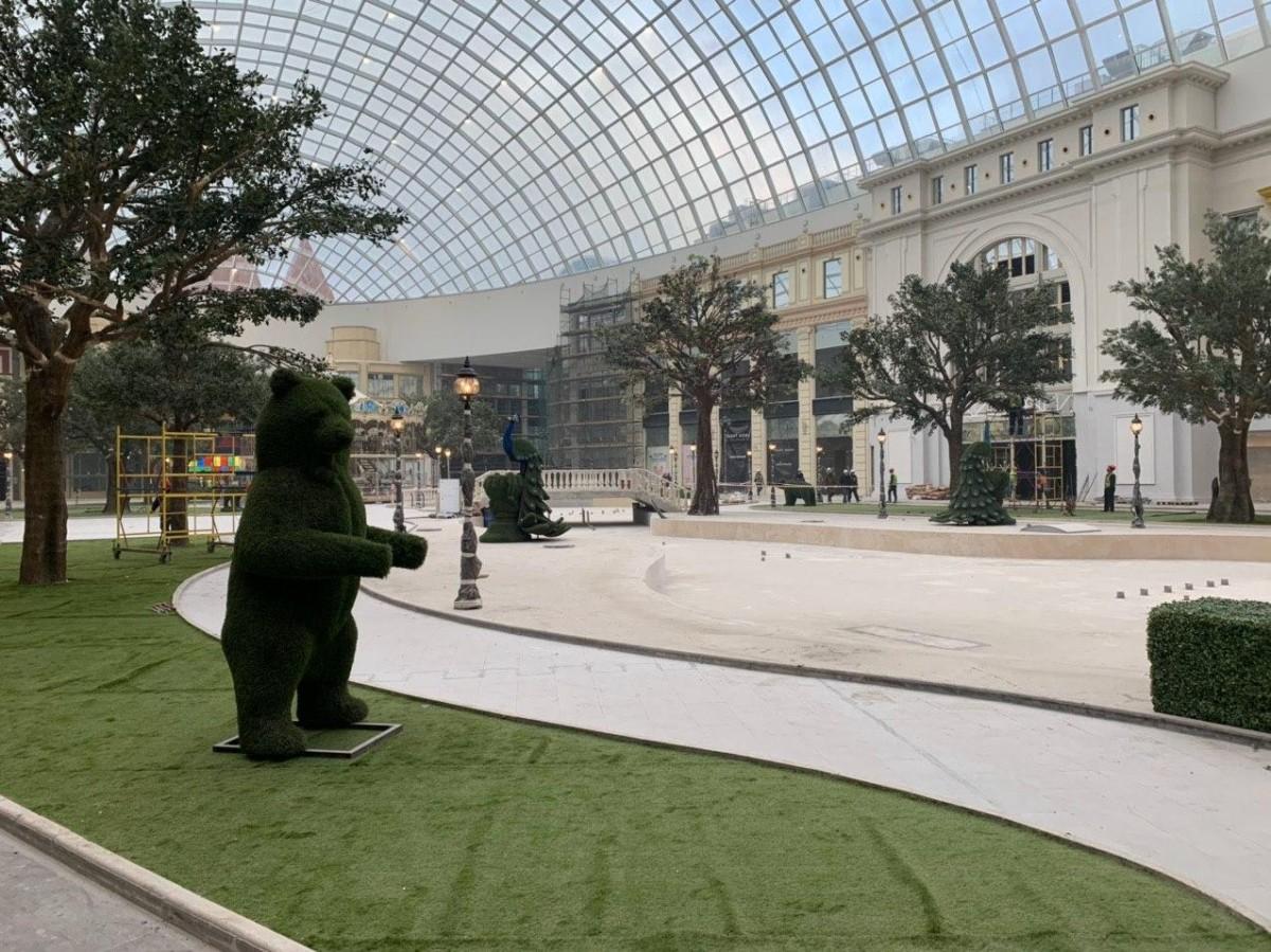 29 февраля в Москве откроется парк развлечений «Остров мечты»