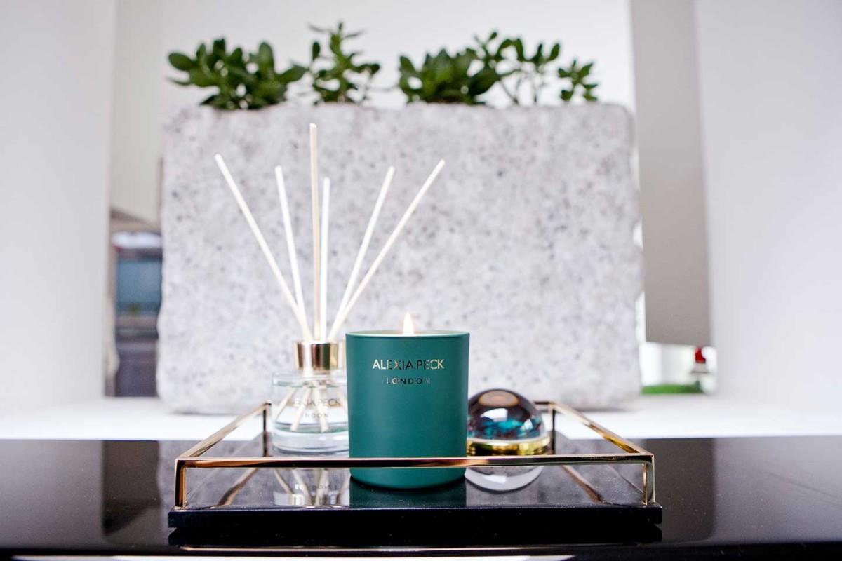 С помощью новинок Yves Delorme можно ароматизировать дом