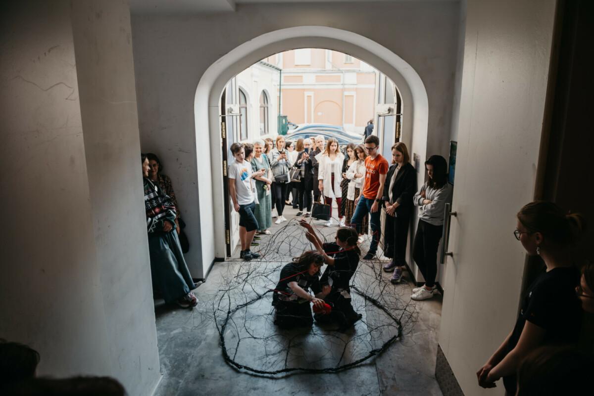 В Музее Москвы проходит выставка «Каскад. Проект как метод»