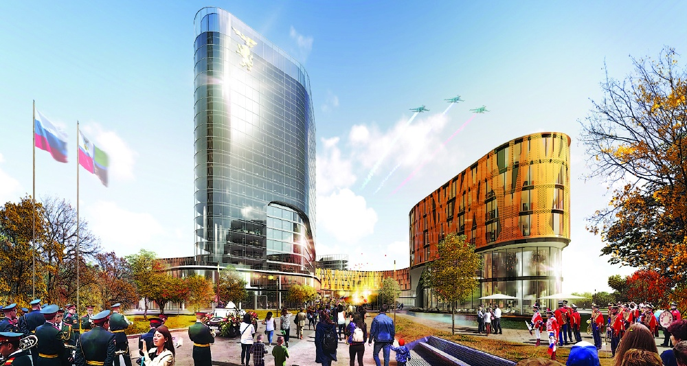 1–3 октября состоится саммит архитекторов, урбанистов и дизайнеров «АрхЕвразия»