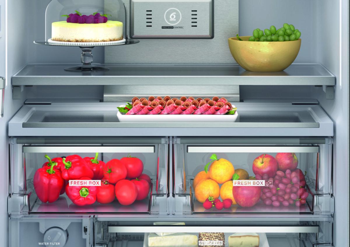 Производитель Whirlpool представил вместительный холодильник