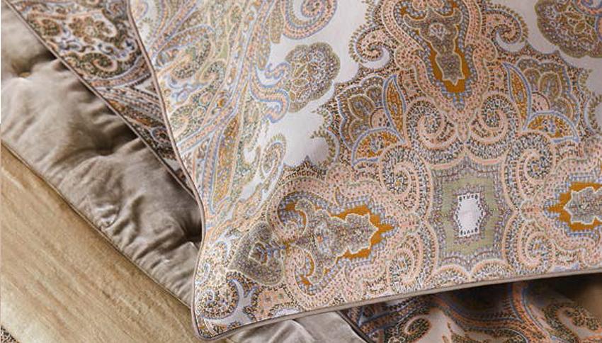 Постельное бельё от Yves Delorme на любой цвет и вкус