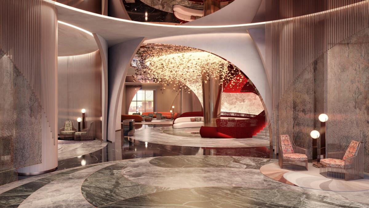 В 2023 году в столице откроется новый отель класса люкс «So/Moscow»