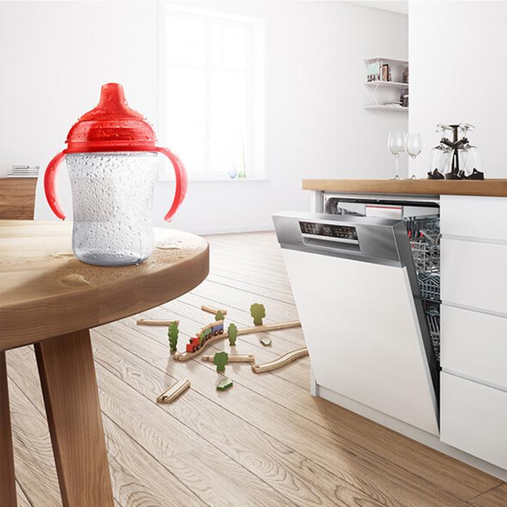 Бренд Bosch представил новую линейку посудомоечных машин