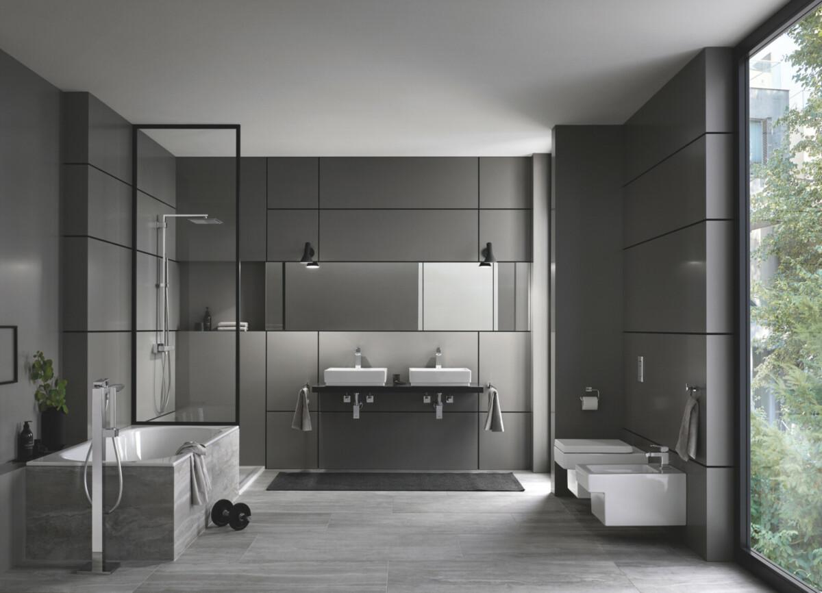 Как создать комфортное пространство в ванной комнате