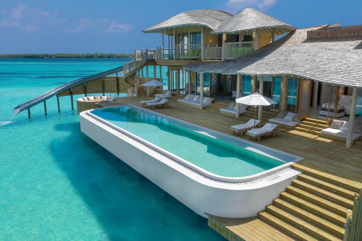 Отель Soneva Jani на Мальдивах расширили на 27 новых вилл на воде и на три ресторана