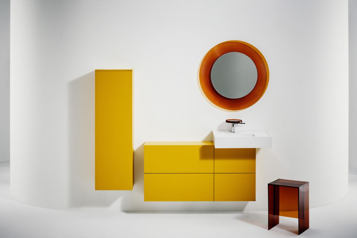 Laufen совместно с Kartell представили новую коллекцию Kartell by Laufen