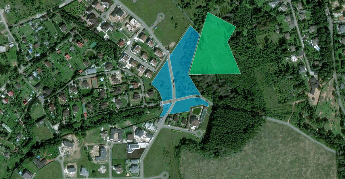 Продолжается конкурс на разработку архитектурной концепции рекреационной территории «Папушево Парк»