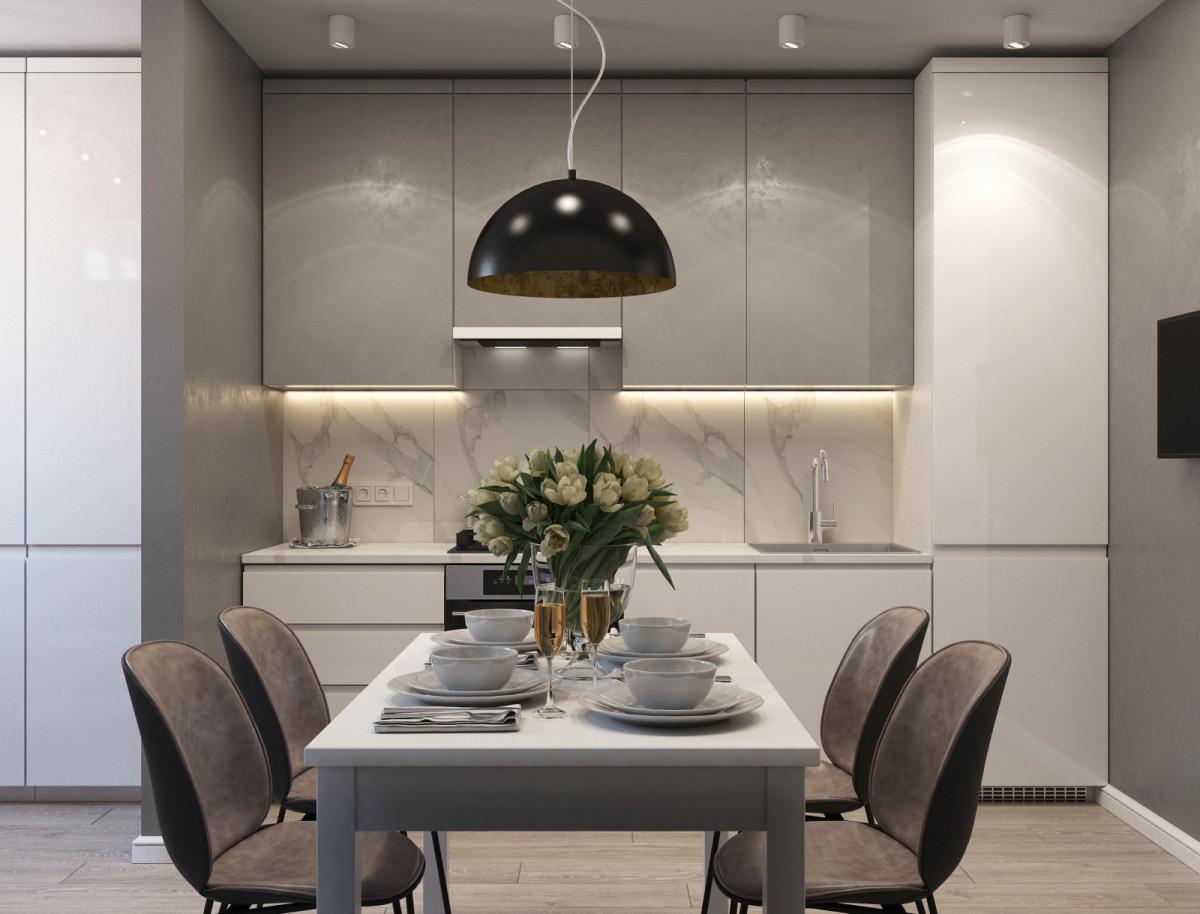 8 главных правил проектирования кухни