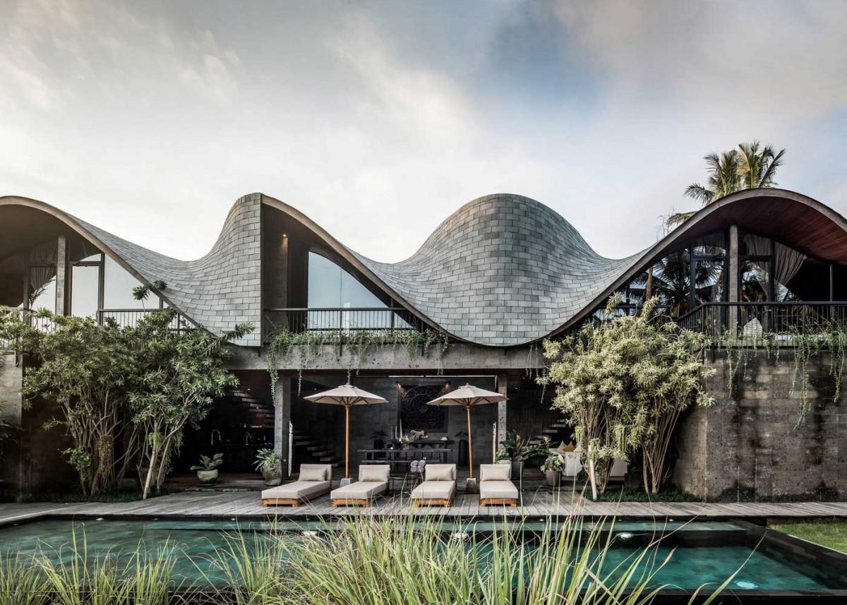 Крыша как произведение искусства: 13 необычных дизайнерских фантазий