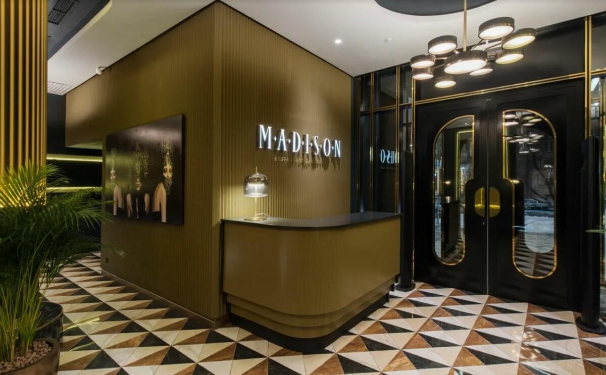 В Москве открылся ресторан-клуб Madison, где можно хорошо провести время